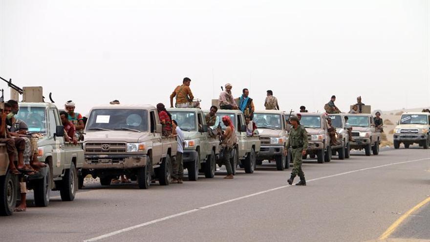 Fuerzas yemeníes avanzan hacia ciudad de Al Hudeida en el segundo día de ofensiva