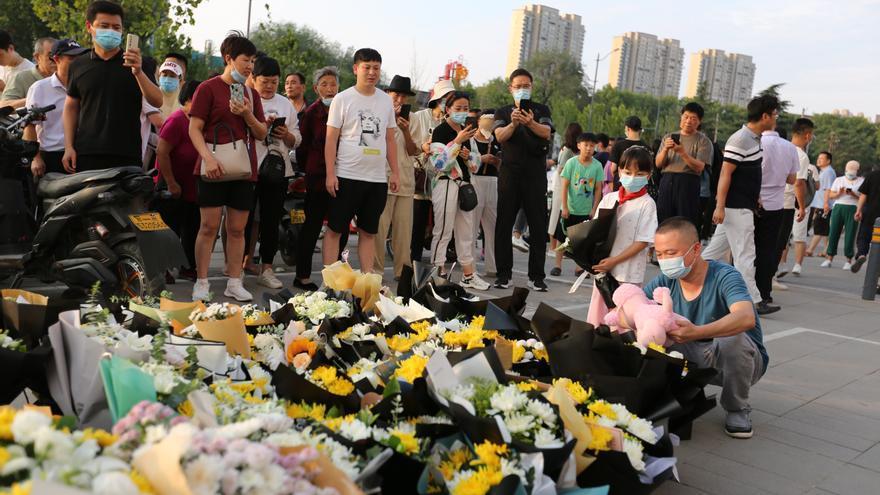 La cifra de muertos por las inundaciones en el centro de China asciende a 99