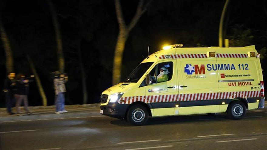 """El Colegio de Médicos de Madrid ve """"evidente"""" que ha habido """"algún error"""""""