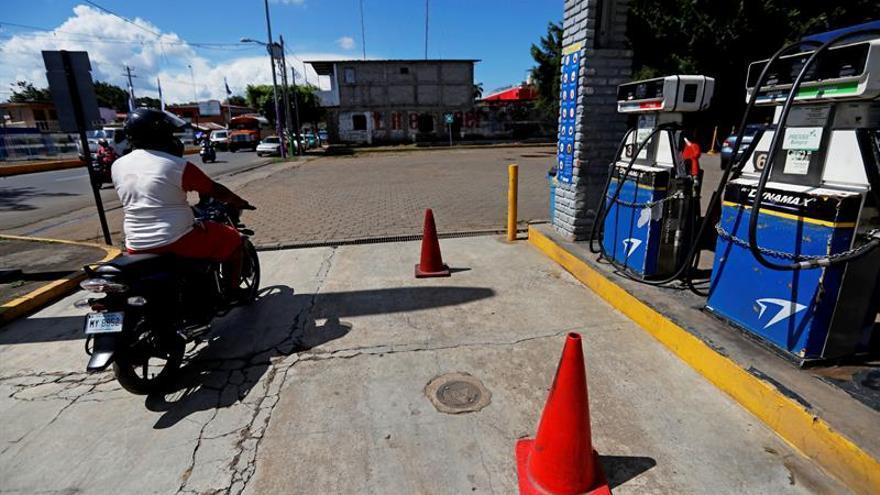 Se inicia la protesta de no comprar combustibles al Gobierno de Nicaragua