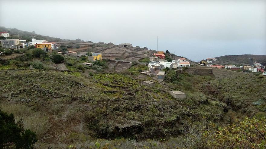 Vistas del pueblo El Mocanal. (RCI).