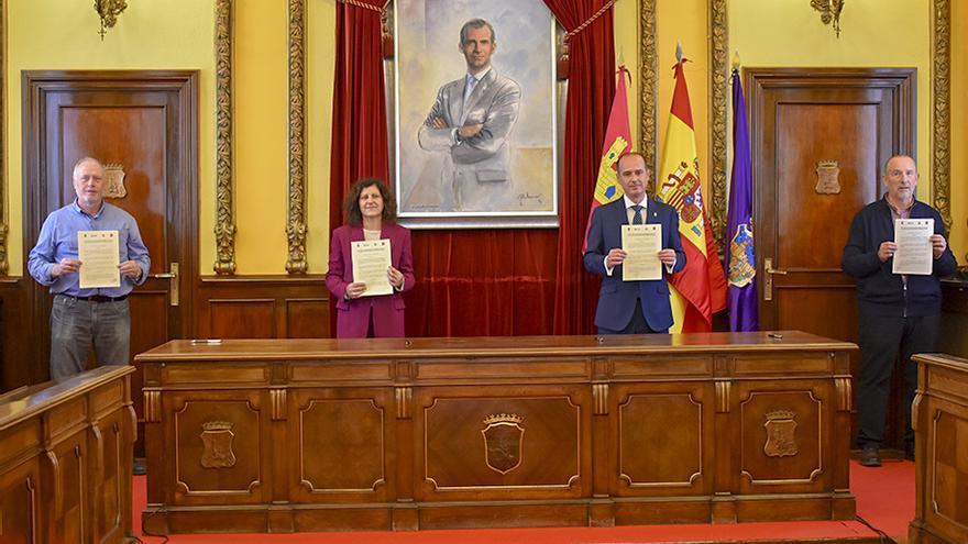 Firma del Pacto por la Recuperación Económica y Social de Guadalajara