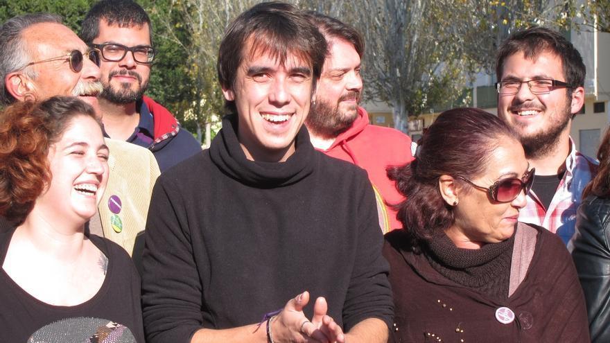 Vargas (Podemos) pone a disposición de la militancia su cargo como secretario general en Málaga