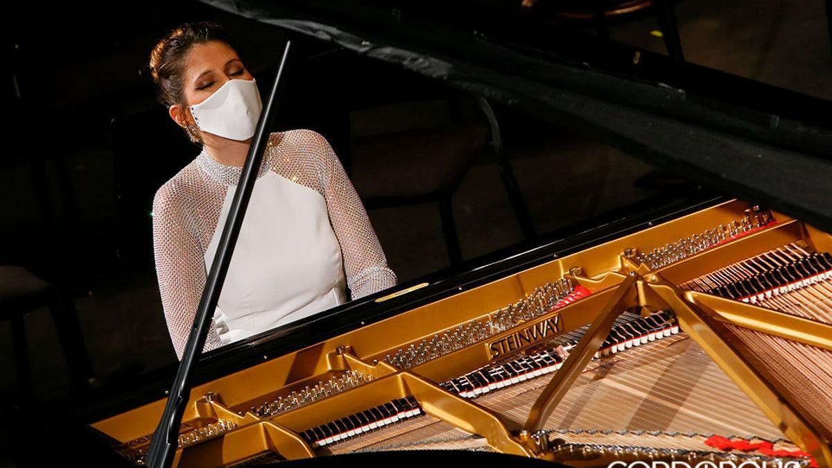 Concierto especial del Festival Internacional de Piano del año pasado