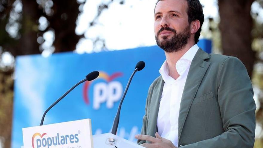 Casado reúne a la dirección del PP en Barcelona en vísperas del 1-O
