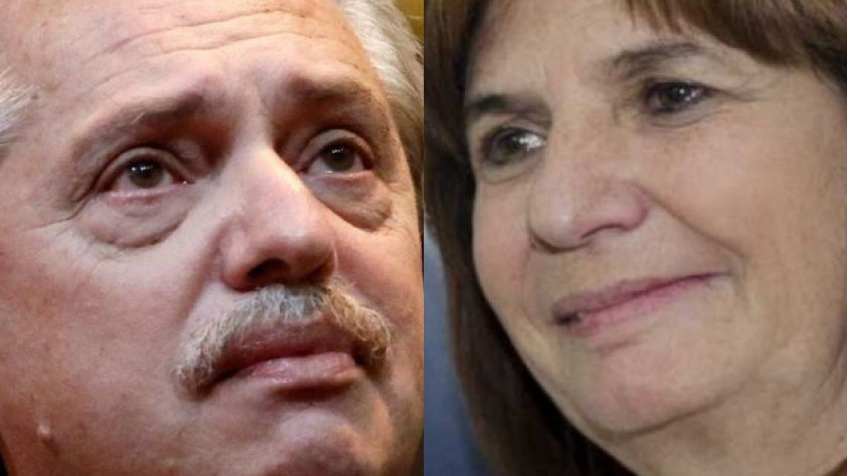 Alberto Fernández y Patricia Bullrich se verán en la audiencia de mediación