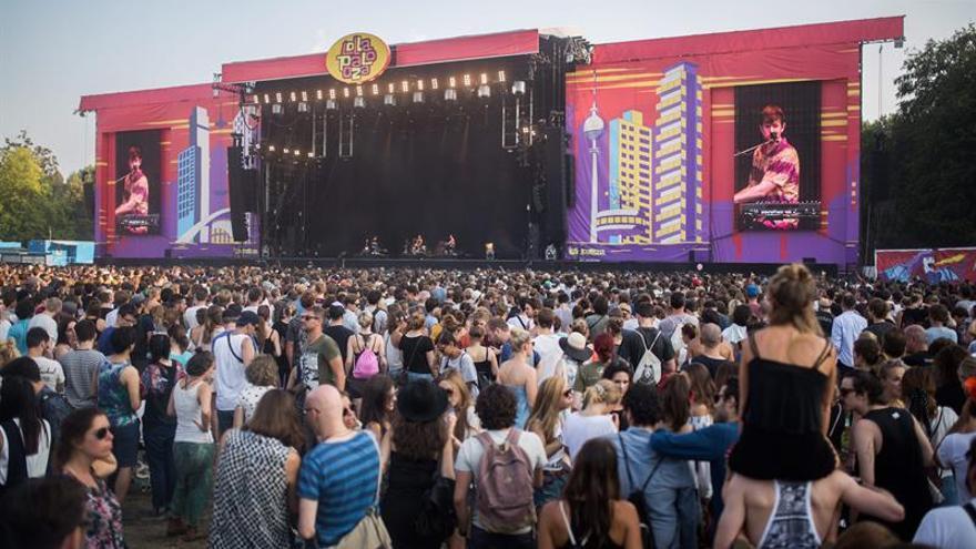 Lollapalooza Berlín tendrá una tercera edición en septiembre de 2017