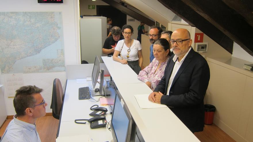 JxSí y la CUP piden suspender el próximo pleno por la campaña del referéndum
