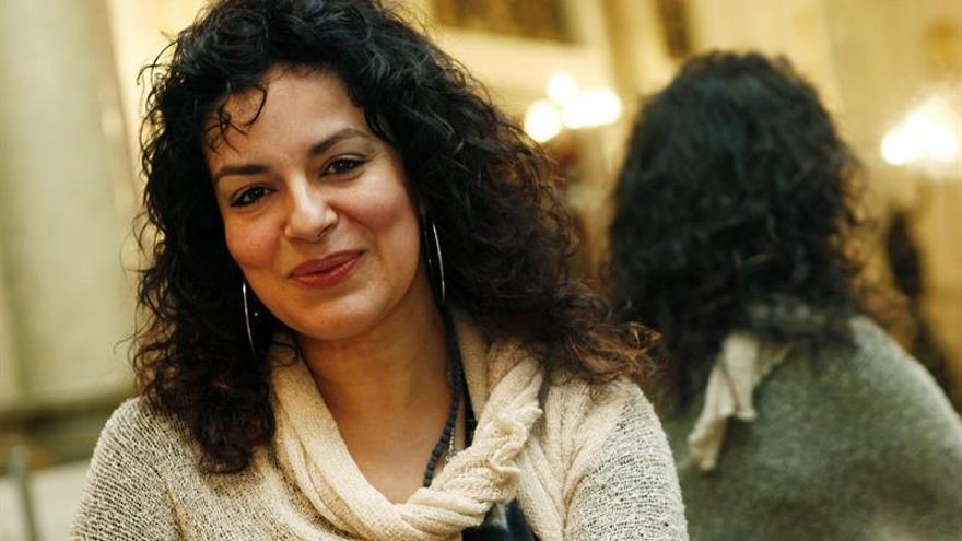 """Nancy Fabiola Herrera canta un aria inédita de """"Carmen"""" en el puerto de Las Palmas"""