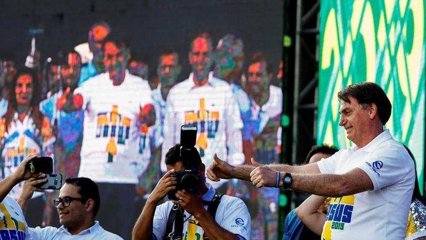 Bolsonaro intentará la reelección si el Congreso no aprueba la reforma política