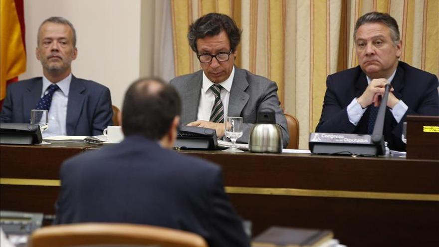 La Comisión de Justicia del Congreso ha aprobado aforar al Rey Juan Carlos