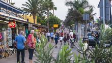 Los palmeros eligen a Tenerife para sus 'escapadas'  en los puentes festivos