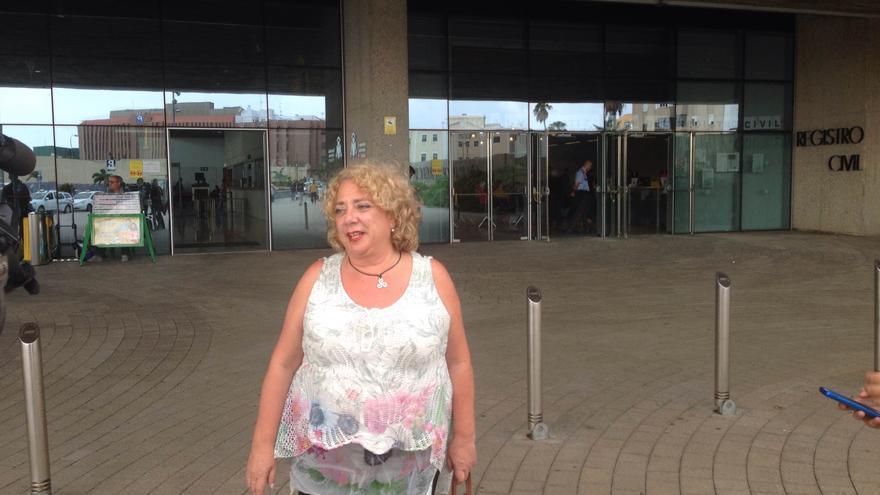 La concejal de Ciudadanos en el Ayuntamiento de Las Palmas de Gran Canaria, Beariz Correas