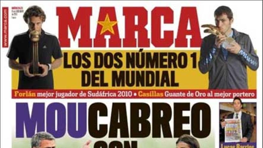 De las portadas del día (15/12/2010) #12
