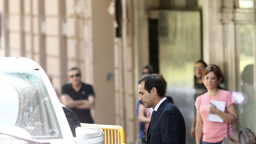 La Guardia Civil escuchó las conversaciones de Victoria y Figar con uno de los cabecillas de la Púnica