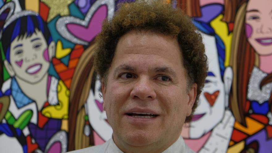 La vida y el cubismo pop del pintor brasileño Romero Britto salta al cine