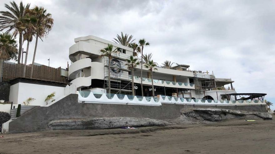 Monkey Beach Club de Adeje, en una imagen de archivo