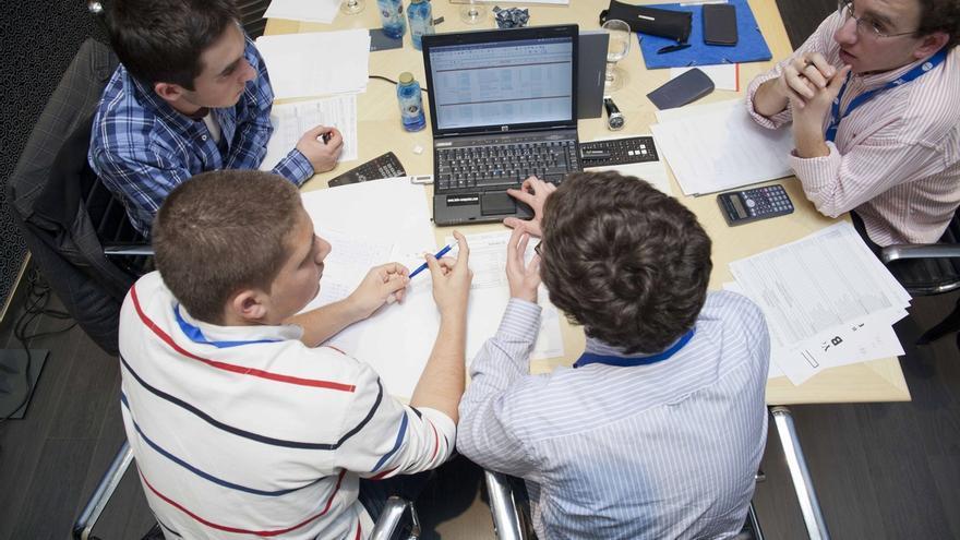 Los jóvenes de Navarra, los españoles más pesimistas respecto al empleo juvenil