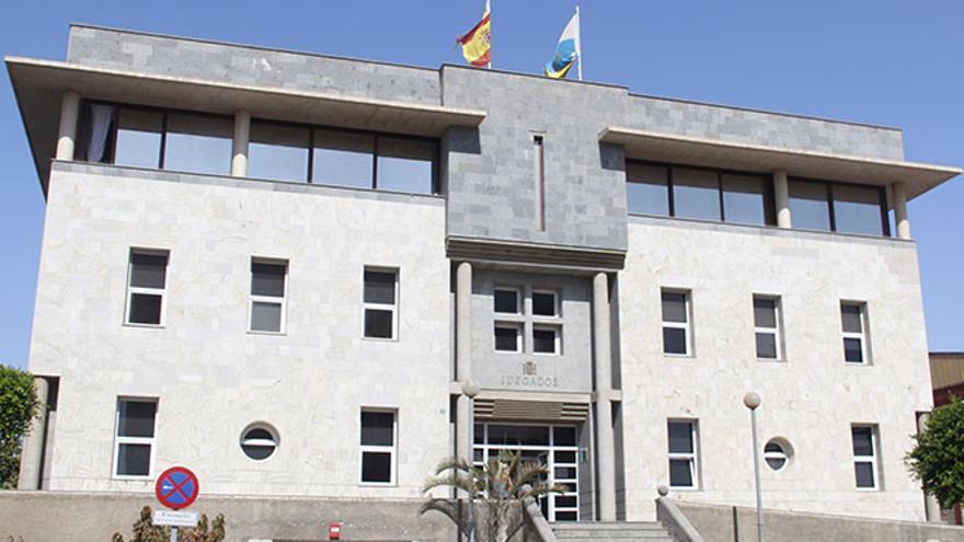 Juzgados de Puerto del Rosario.