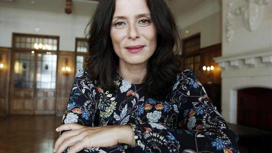 Aitana Sánchez-Gijón: Me imagino como Aurora Redondo, dando guerra con 90 años