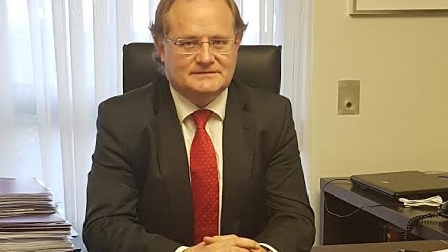 Carlos Martín Soria, el abogado ganador del caso Dieselgate