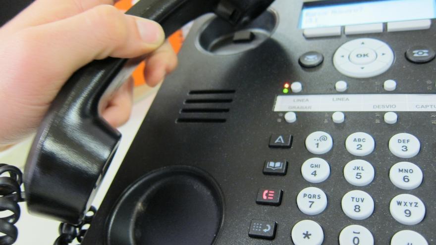 Irache recibe más de 300 quejas por llamadas telefónicas comerciales