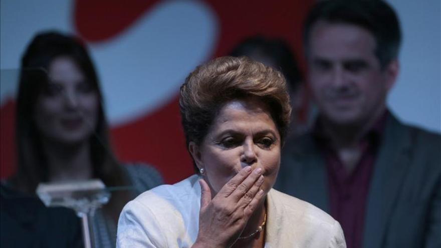 Rousseff parte hacia Catar para luego seguir hacia la Cumbre del G20