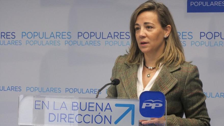 Lola Merino, foto por el Crisol de Ciudad Real