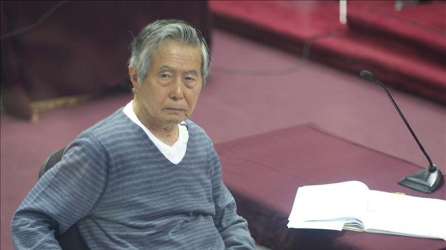 El tribunal llamó la atención a Fujimori en una audiencia que duró solo 10 minutos