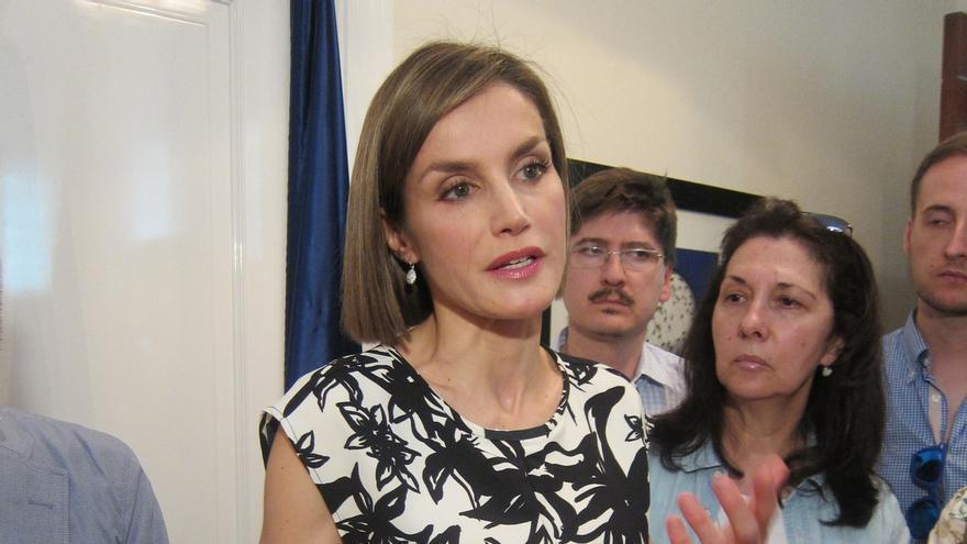 La Reina destaca la labor de la cooperación española para luchar contra la violencia de género en Honduras