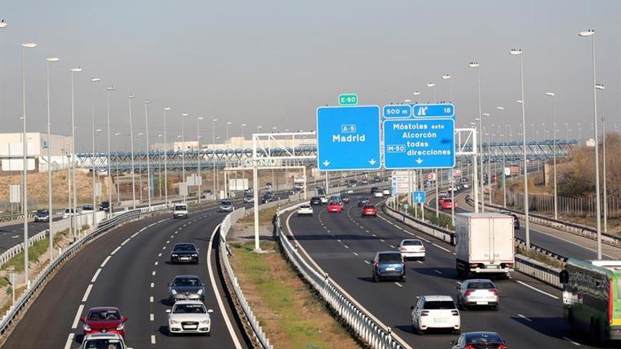 Tráfico prevé recaudar en 2019 más de 355 millones de euros en multas