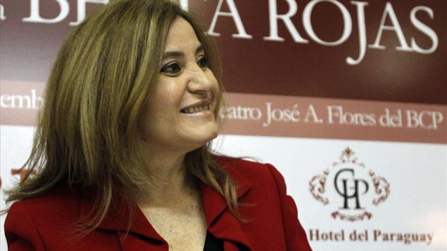 La guitarra de la paraguaya Berta Rojas se sumerge en el tango y en Piazzolla