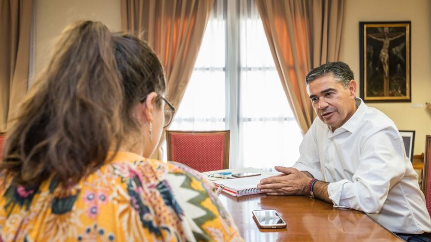 Manuel González Ramos, delegado de Gobierno de Castilla-La Mancha