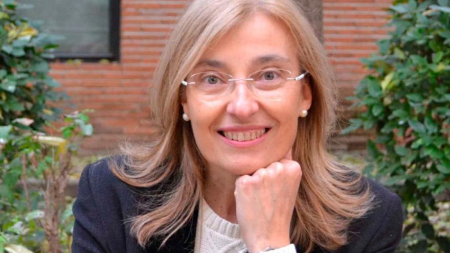 Elena Mañas, directora de la Cátedra de Responsabilidad Social Corporativa de la Universidad de Alcalá (UAH) y miembro del Instituto Universitario de Análisis Económico y Social (IAES)
