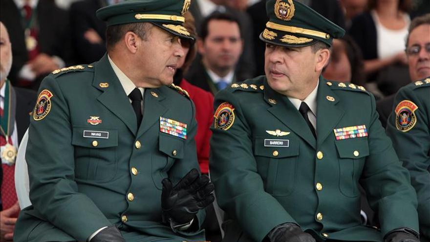 General retirado asume ante Santos como embajador de Colombia en Argentina