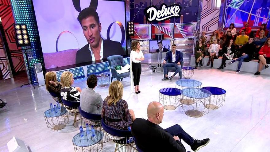 El 'Deluxe' con Hugo y Gianmarco