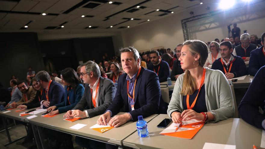 Ciudadanos justifica el continuismo en la Gestora para asegurar una transición ordenada hasta el congreso de marzo