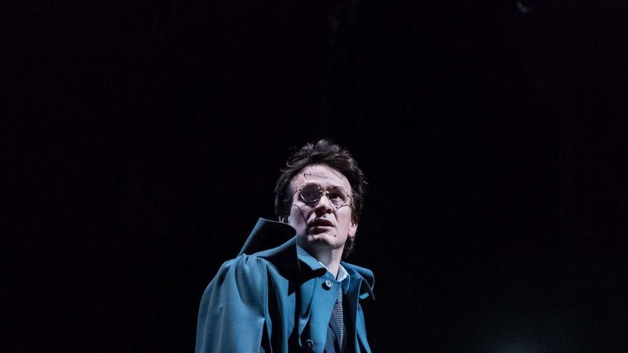 Harry Potter interpretado por Jamie Parker