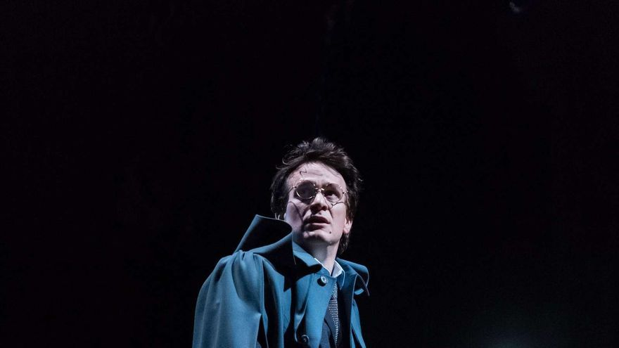 Harry Potter interpretado por Jamie Parker