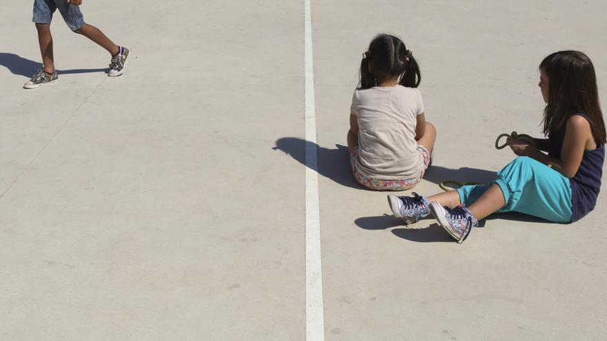 Formamos parte de la Plataforma de Infancia, que está reivindicando con mucha fuerza un Pacto de Estado por la Infancia. Foto: Romina Peñate / Ayuda en Acción