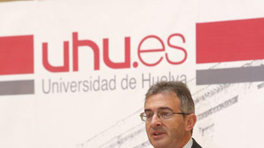 Rector de la Universidad de Huelva