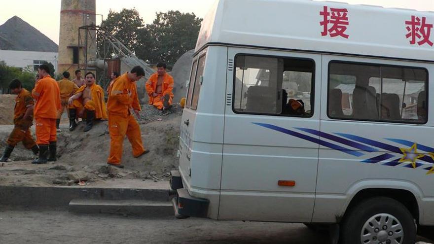 China cierra una semana negra para la minería con 50 muertos en accidentes