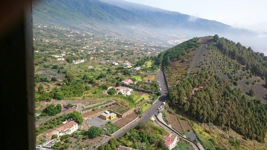 Vista área de Montaña La Breña. Foto: BRIF.