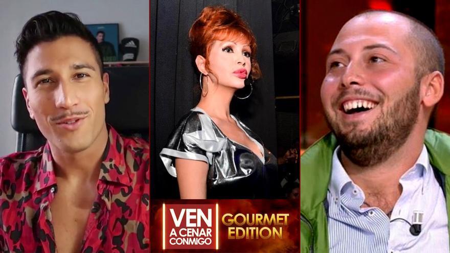 Gianmarco, Yurena y Avilés