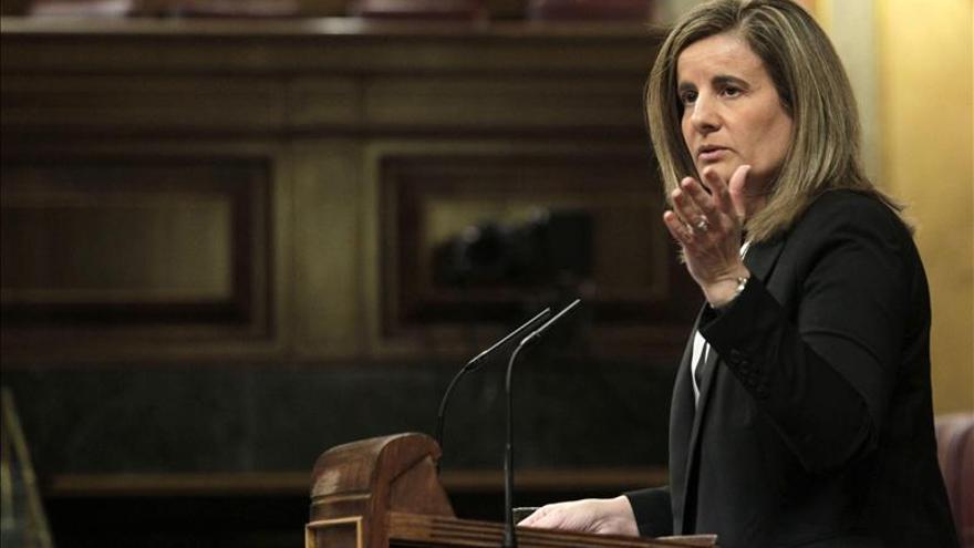 El superávit de la Seguridad Social disminuye un 65,8 por ciento respecto a 2012