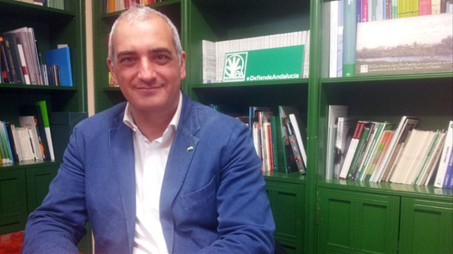 Antonio Ruiz PA