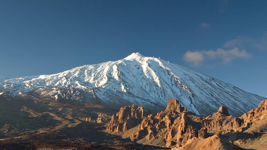 Parque Nacional del Teide,/ Teleférico del Teide