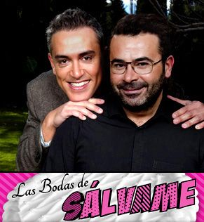 """""""'Las Bodas de Sálvame', primera vez en la historia que se casa en directo en TV"""""""