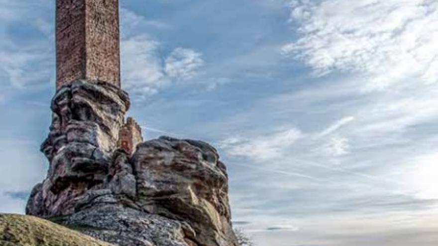 Castillo de Zafra, escenario de 'Juego de Tronos'