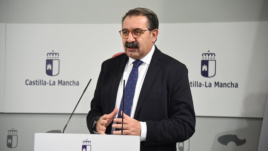 """Jesús Fernández: """"El dato de ocupación de respiradores en Castilla-La Mancha se ha estabilizado"""""""